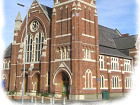 New meeting venue Surbiton Hill Methodist Church